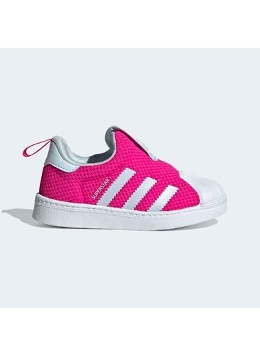adidas Unisex Superstar 360 Sneakers FV3377 Pembe